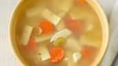 All-Natural Chicken Noodle Soup