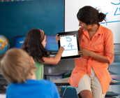 Why are schools jumping on the iPad bandwagon?