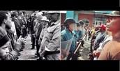 Fergueson ahora en comparación con el movimiento de derechos civiles