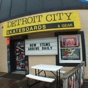 Detroit City Skateboards