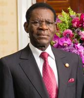 Presidente Teodoro Obiang Nguema Mbasogo