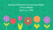 Spring Celebration of Learning
