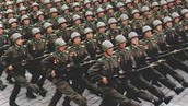 the army of the north korean