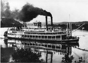 Steamboat history in North Dakota