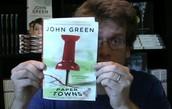"""John Green : """"Volgend jaar kom ik terug!"""""""