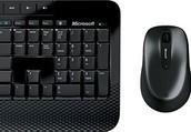 Wireless Keyboard/Mouse Combo $49.99