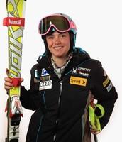 Julia Ford getting ready for Sochi Olympics 2014