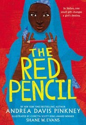 The Red Pencil , By Andrea Davis Pinkney