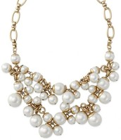 Daphne Pearl Necklace $50