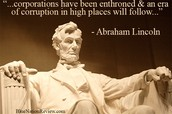 By: Abraham Lincoln