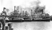 Mills' Steamboats