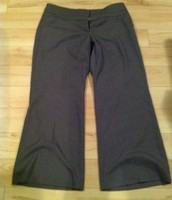 104. Smart Set, Wide Leg Dress Pants, Size 14