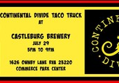 Continential Divide Taco Truck - July 29th