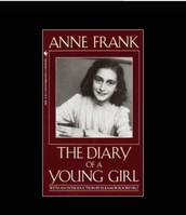 Anne frank was a young Jewish girl. She was in world war 2 with her parents and her sister.
