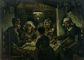 the potatoe eaters