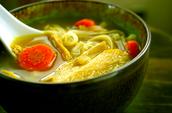 Yuba Soup