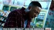 Advertisement for smoking