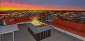 Roof-Top Sky Bar and Play Lounge