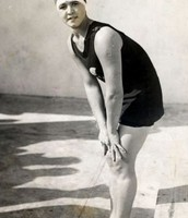 Gertrude Ederle in 1926