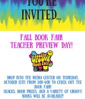 Teacher Preview Invite