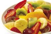 Fruit! :)