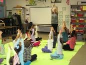 Classroom Yoga!