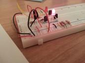 Third Transistor Gates Circuit