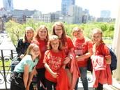 Fourth Grade Field Trip to Boston