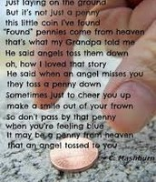 Pennies are people's light