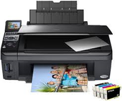 Ink Jet Printer Manufacturers include Canon, Epson, HP and Lexmark