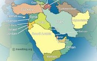 the main countries in the middle east