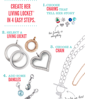 4 Steps to Creating a Locket