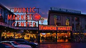 Pike's Place Farmers Market