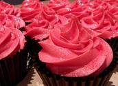 Glitter Cupcakes!!!