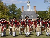 The Governor's Palace ~  Williamsburg, VA