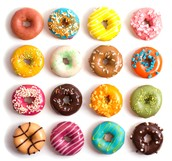 we have the best donuts in town!