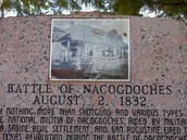 The Battle of Nacogdoches
