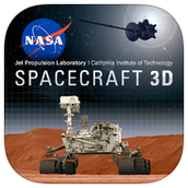 Spacecraft 3-D