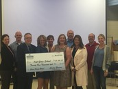 OGSEF Presents Check to Oak Grove