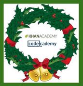Day 8: codecademy and Khan Academy