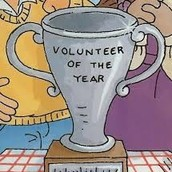 Volunteer of the Year Nomination