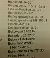 (Bron 7) Stappen> Beilen