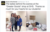 The Greater Good Shop at SHS