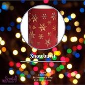 Snowburst wrap