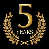5 Years