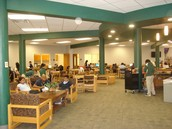 Bowie Middle School Library