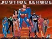 Justice league tv show (2003-2005)
