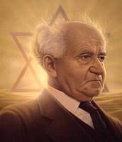 בן גוריון הוכרז כראש ממשלת ישראל...