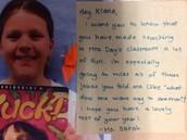 Dear Kiana