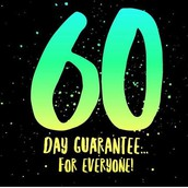NEW! 60 Day Money Back Guarantee Extended to AMBASSADORS!